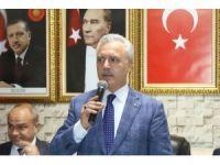 AK Parti'li Ataş, Akhisar teşkilatı ile buluştu