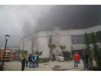 5 yıldızlı oteldeki yangın kontrol altına alındı, soğutma çalışmaları sürüyor