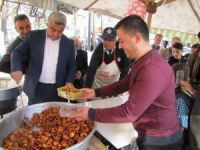 Hisarcık Belediyesinden 'kandil' lokması