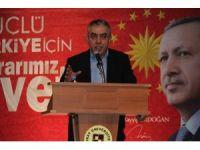 Cumhurbaşkanı Başdanışmanı Mehmet Uçum: