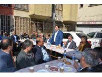 Milletvekili Aydoğdu ve Başkan Yazgı'dan sanayi esnafıyla istişare toplantısı