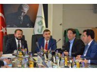 Aksaray'ın yeni su arıtma tesisi için imzalar atıldı