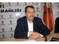 """AK Partili Fehmioğlu: """"Bingöl Türkiye'de kendisinden bahsettirecek bir unvan kazandı"""""""