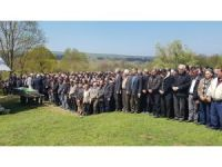 Sinop'ta kazada ölen genç toprağa verildi