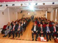 Safranbolu Köylere Hizmet Götürme Birliği Birlik Meclisi Olağan Toplantısı yapıldı