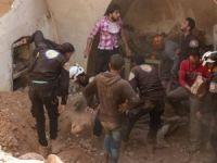 Esed rejimi, sivillere saldırılarını sürdürüyor