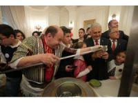 Çankaya Köşkü'nde 23 Nisan çocuk şenliği
