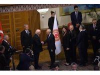 Meclis Başkanı Kahraman, TBMM'de yapılan restorasyonla ilgili konuştu