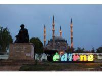 Selimiye Camii'nde Miraç Kandili coşkusu