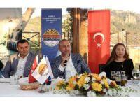 Çavuşoğlu'nun Antalya temasları