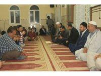 Mardin'de Miraç Kandili dualarla ihya edildi