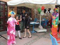 ADÜ'lü gençler çocukları 23 Nisan'da da sevindirdi