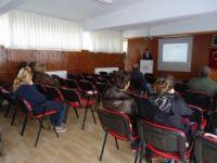 'Tabldot Yemek Üretimi Yapan İşletmelere Gıda Güvenilirliği ve Gıda Hijyeni Eğitimi' gerçekleştirildi