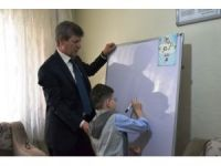 Engelli öğrenciye evde eğitim