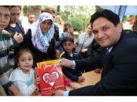 Efeler Belediyesinden çocuklara 23 Nisan armağanı