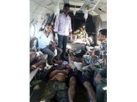 Hindistan'da isyancılar ile polis arasındaki çatışmada 24 polis öldü