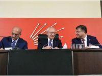 Kılıçdaroğlu'ndan AYM Başkanı Zühtü Arslan'a teşekkür