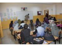 Bingöl'de fedakar öğretmenler öğrencileri TEOG'a hazırladı