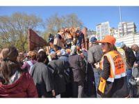 Sinop'ta ücretsiz fidan dağıtıldı