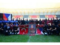 Gaziantepspor'dan Rajtoral'a son görev