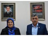 Şehit Jandarma Üsteğmen Gökhan Korkut'un ismi hastanede yaşayacak