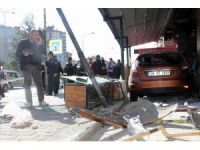 Samsun'da feci kaza: 1 ölü, 5 yaralı