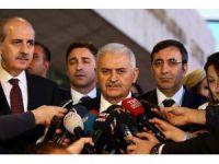 Başbakan Yıldırım'dan Avrupa Konseyi Parlamenter Meclisi'nin kararına ilişkin açıklama