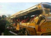 Kenya'da kazanın ardından kaçan otobüs şoförü aranıyor