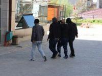 Elazığ'da uyuşturucu operasyonu: 8 gözaltı