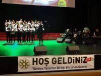 TYB Erzurum Şubesi'nden anlamlı program