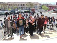 Elazığ'da TEOG heyecanı