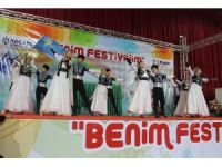 Kırım Tatarı çocuklar Kocaeli'nde 'Çocuk Festivali'ne katıldı