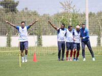 Antalyaspor, Adanaspor maçı hazırlıklarını sürdürdü