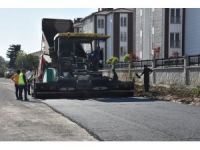 Cemikebir Mahallesindeki çevre yolları asfaltlanıyor