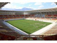 TOKİ ve Gençlik Spor Bakanlığı heyeti Malatya'nın yeni stadını inceledi