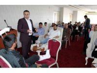 Dicle Elektrik'te İSG eğitimleri ve denetimleri sürüyor