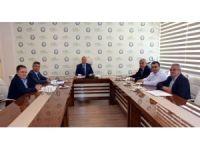 Salihli OSB, Nisan ayı toplantısı