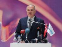 Bakan Özlü Konya Endüstri Zirvesi'nin açılışına katıldı