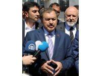 Orman ve Su İşleri Bakanı Prof. Dr. Veysel Eroğlu'ndan, CHP'ye AİHM eleştirisi: