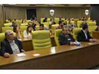 UTSO'da Uşaklı 80 firma 28 otel ile buluştu