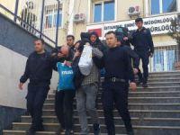 İstanbul'da gasp çetesi çökertildi