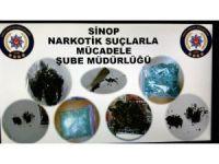Sinop'ta uyuşturucu operasyonu: 11 gözaltı