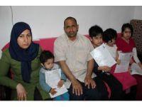Yetkililer İHA'nın haberi sonrası Afgan aile için harekete geçti