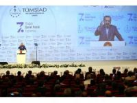 """Cumhurbaşkani Erdoğan:  """"Kıbrıs Barış Harekatı'nın ardından ilk defa sınırlarımız dışında çok kapsamlı operasyonlar yürütüyoruz"""""""