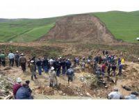 Kırgızistan'da toprak kayması: 24 kayıp