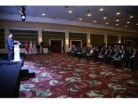 """KKTC'de """"Dünyada, Türkiye'de ve KKTC'de Ekonomik Gelişmeler ve Beklentiler Konferansı"""""""