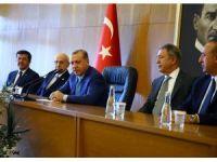 """Cumhurbaşkanı Erdoğan: """"Biz endişe ile yaşamaktansa, onlar korku ile yaşasınlar"""""""