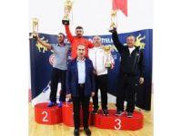 Türkiye Üniversiteler Arası Güreş Şampiyonası sona erdi