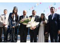 Bakan Yardimcısı Yayman'dan Mesir'e övgü