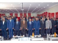 MHP Tuşba İlçe Başkanı Yıldızbaş güven tazeledi